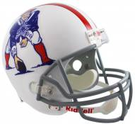 New England Patriots 61-64 Riddell VSR4 Collectible Full Size Football Helmet