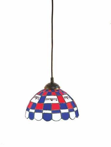 "New England Patriots 8"" Pendant Light"