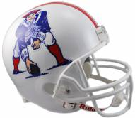 New England Patriots 82-89 Riddell VSR4 Collectible Full Size Football Helmet
