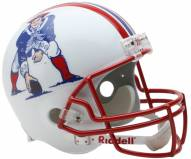 New England Patriots 90-92 Riddell VSR4 Collectible Full Size Football Helmet