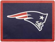New England Patriots Address Logo