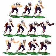 New England Patriots Away Uniform Action Figure Set