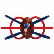New England Patriots Baby Teether/Rattle