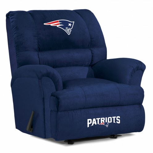 New England Patriots Big Daddy Recliner