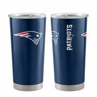 New England Patriots 20 oz. Travel Tumbler