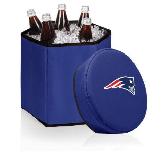 New England Patriots Bongo Cooler