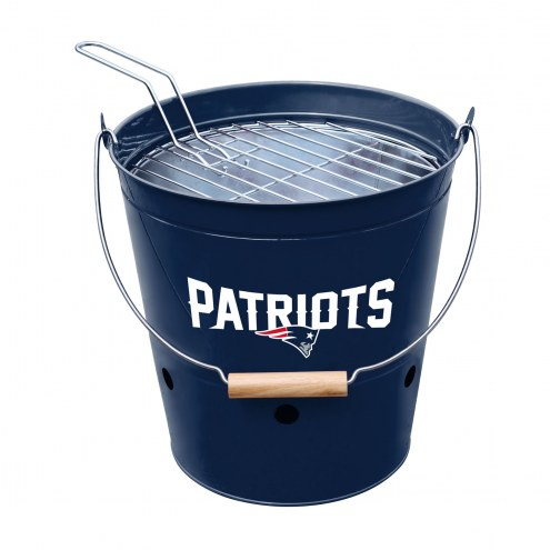 New England Patriots Bucket Grill