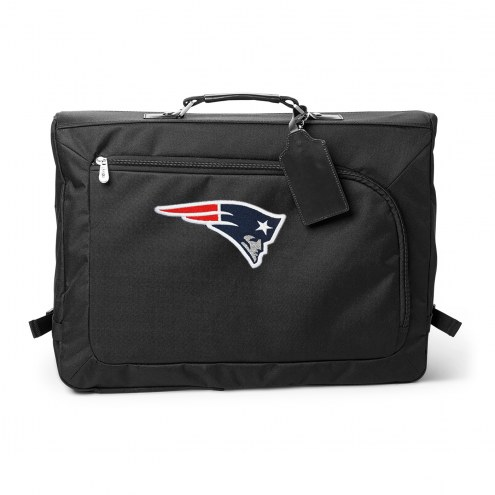 NFL New England Patriots Carry on Garment Bag