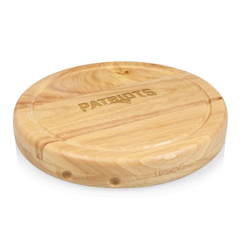New England Patriots Circo Cutting Board
