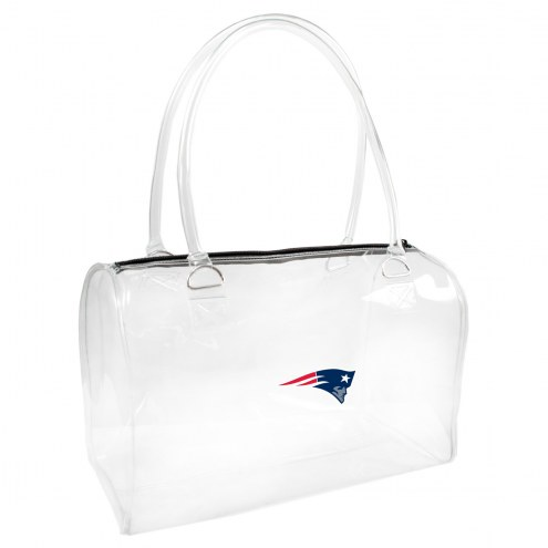 New England Patriots Clear Bowler