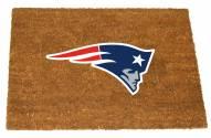 New England Patriots Colored Logo Door Mat