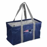 New England Patriots Crosshatch Picnic Caddy