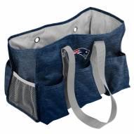 New England Patriots Crosshatch Weekend Bag