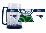 New England Patriots Crystal Freezer Mug