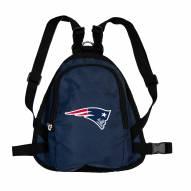 New England Patriots Dog Mini Backpack
