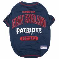 New England Patriots Dog Tee Shirt