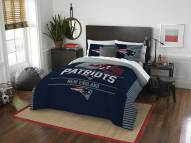 New England Patriots Draft Full/Queen Comforter Set