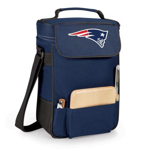 New England Patriots Duet Insulated Wine Bag