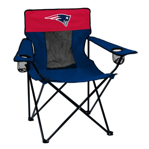 New England Patriots Elite Tailgating Chair