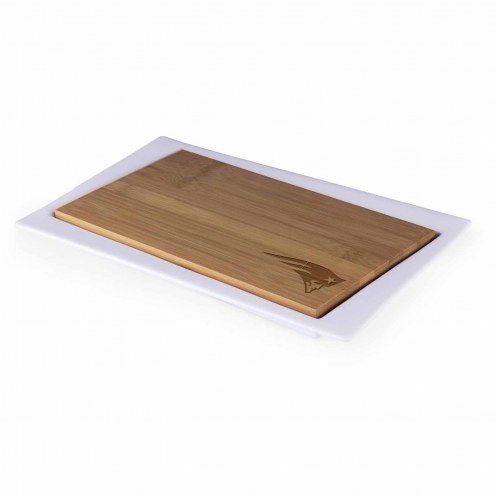 New England Patriots Enigma Cutting Board & Serving Tray
