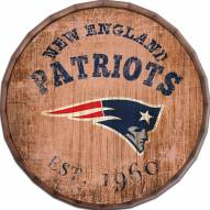 "New England Patriots Established Date 16"" Barrel Top"