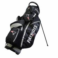 New England Patriots Fairway Golf Carry Bag
