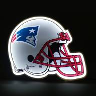 New England Patriots Football Helmet LED Lamp