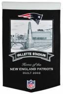 New England Patriots Gillette Stadium Banner