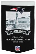 New England Patriots Gillette Stadium Banner