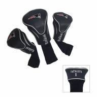New England Patriots Golf Headcovers - 3 Pack