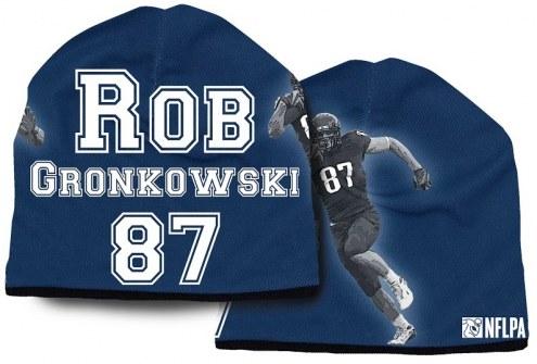 New England Patriots Heavyweight Rob Gronkowski Beanie