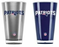 New England Patriots Home & Away Tumbler Set