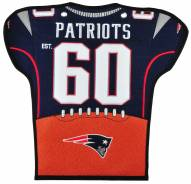 New England Patriots Jersey Traditions Banner