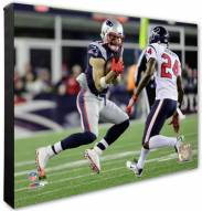 New England Patriots Julian Edelman 2016 AFC Divisional Playoff Game Photo