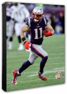 New England Patriots Julian Edelman 2018 AFC Divisional Playoff Game Photo