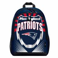 New England Patriots Lightning Backpack