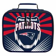 New England Patriots Lightning Lunch Box