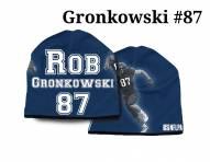 New England Patriots Lightweight Rob Gronkowski Beanie