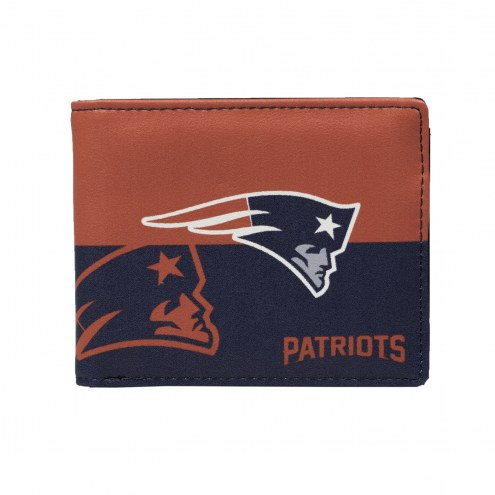 New England Patriots Bi-Fold Wallet