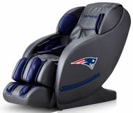 New England Patriots Luxury Zero Gravity Massage Chair