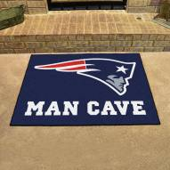New England Patriots Man Cave All-Star Rug