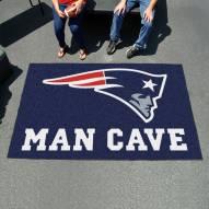 New England Patriots Man Cave Ulti-Mat Rug