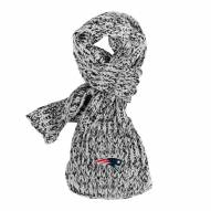 New England Patriots Marled Scarf