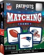 New England Patriots Matching Game