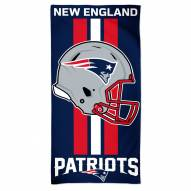 New England Patriots McArthur Beach Towel