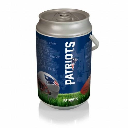 New England Patriots Mega Can Cooler