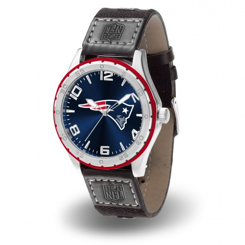 New England Patriots Men's Gambit Watch