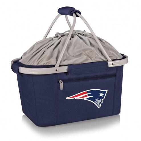 New England Patriots Metro Picnic Basket