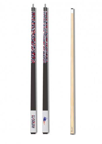 New England Patriots Modern Cue Stick