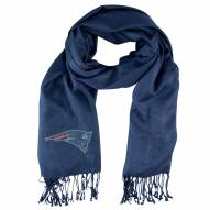 New England Patriots Navy Pashi Fan Scarf